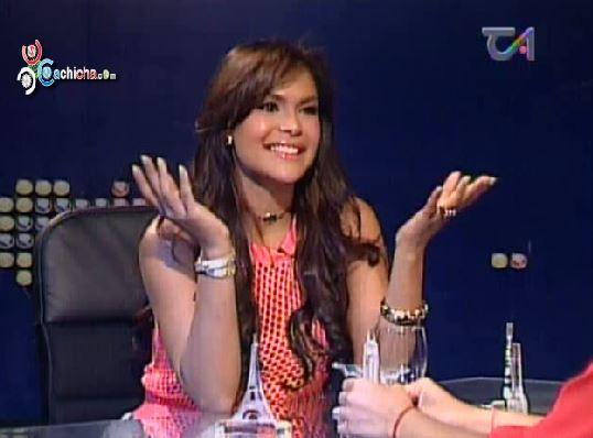 Georgina Duluc Comenta Sobre El Tipo De Entrevistas De Mariasela @alfonsorod @Sabrina_Gomez #Video