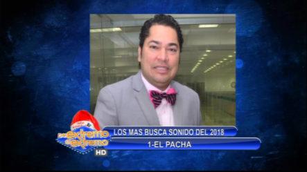 Robert Sánchez : El Top 10 De Los Más Busca Sonido Del 2018