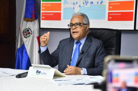 Live.: Rueda De Prensa Del Ministerio De Salud Sobre El COVID-19