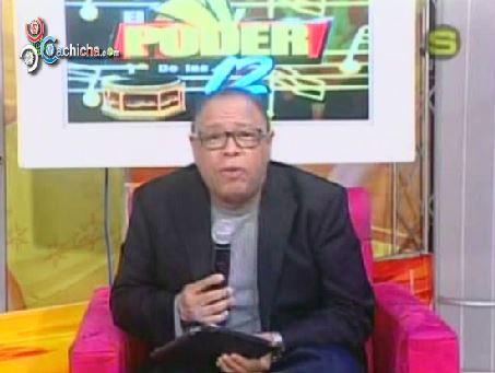 Joseph Cáceres Comenta Sobre El Triángulo De Amor Del Síndico De San José De Ocoa Con Su Esposa Y Sharmín Díaz