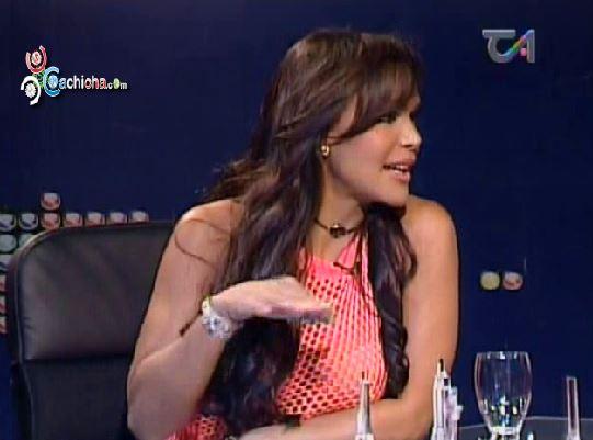 Georgina Duluc Comenta Sobre Si Hay Amor En Su Vida Actual @Alfonsorod @Sabrina_Gomez #Video