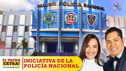 """""""Apoyo Iniciativa De La Policía Nacional De No Poner Retenes Para Solicitar Carnet De Vacunación""""   El Pachá Extra"""