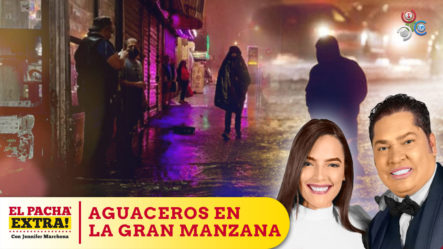 Caos E Inundaciones Causadas Por Los Aguaceros En La Gran Manzana   Pacha Extra