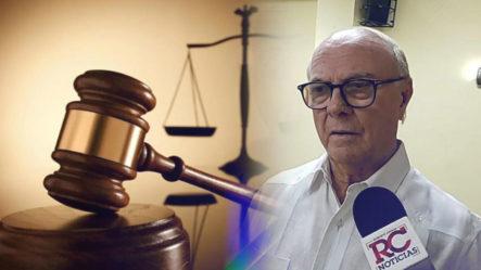 Hipólito Mejía Dice Que La Justicia Independiente No Existe En República Dominicana