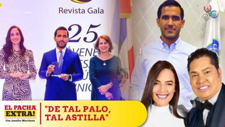 """El Pachá Valora El Trabajo DelDr. Luis Cruz """"De Tal Palo, Tal Astilla""""   Pacha Extra"""