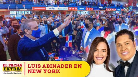 El Pachá Destaca Los Beneficios Del Viaje A New York Por El Presidente Abinader | Pacha Extra