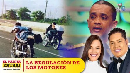 El Mayor General Edward Sánchez Hacer Historia En La Regulación De Los Motores | Pacha Extra