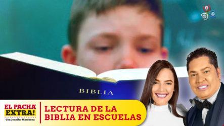 En Apoyo A Elías Wesin Chávez Diputados Para Leer La Biblia En Las Escuelas   Pacha Extra