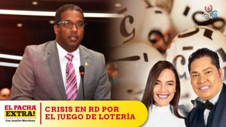Se Creará Una Crisis En República Dominicana Por La Lotería Nacional | Pacha Extra