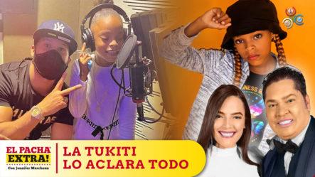 El Pachá Extra Sale En Defensa De La Túkiti Y Aclara Sobre Tema Musical Pastillas | Pacha Extra