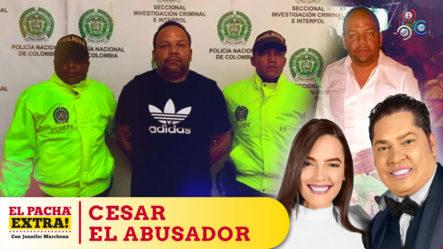El Pachá Comenta Sobre La Situación  Presentada Por César El Abusador  En Colombia   El Pachá Extra