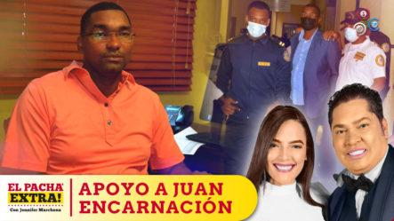 El Pachá Saca La Cara Por Juan Encarnación; Asegura Que Su Ex Esposa Lo Quiere Joder Por Dinero   El Pachá Extra