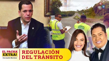 El Pachá Apoya Iniciativa De Hugo Beras Con La Regularización Del Tránsito En El DN   El Pachá Extra