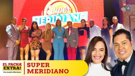 Apoyo Al Nuevo Programa De Domingo Bautista Super Meridiano; Felicita Al Empresario Carlos Bautista | El Pachá Extra