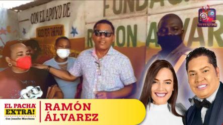 El Pacha Habla De La Entrega De La Fundación Ramón Alvarez Y El Apoyo De Saúl Ulloa   El Pachá Extra