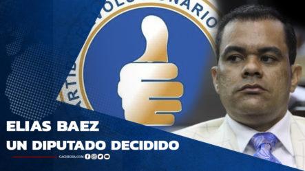 Entrevista A Diputado Elias Baez