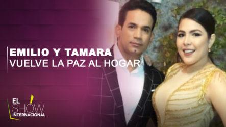 ¡Vuelve La Paz Al Hogar! Richard Hernández Dice Que Tamara Martínez Necesita Ayuda Psicológica