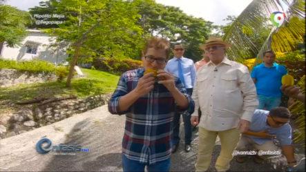 Entrevista Exclusiva Con El Expresidente Hipólito Mejía En Enfasis Con Ivan Ruiz