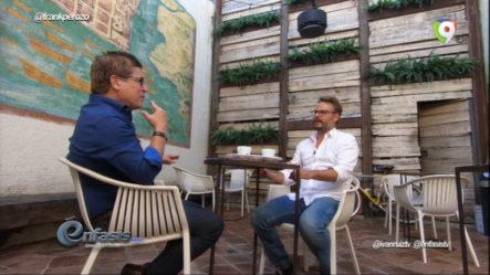 Entrevista A Frank Perozo En Enfasis