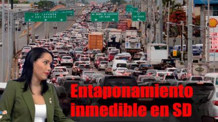 """""""Entaponamiento Inmedible En SD"""""""