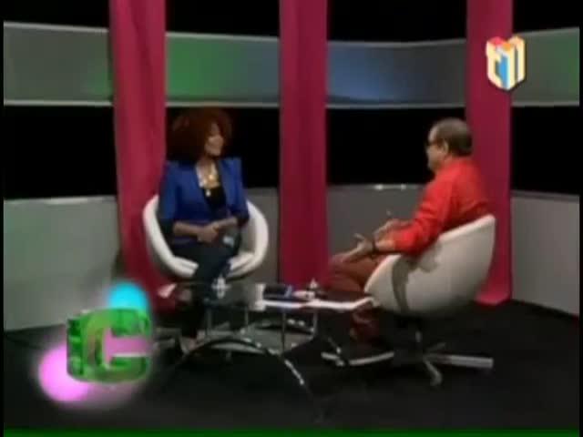 Entrevista A Cheddy García En Confabulaciones