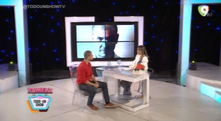 Entrevista A Elliott Martínez En Pamela Todo Un Show