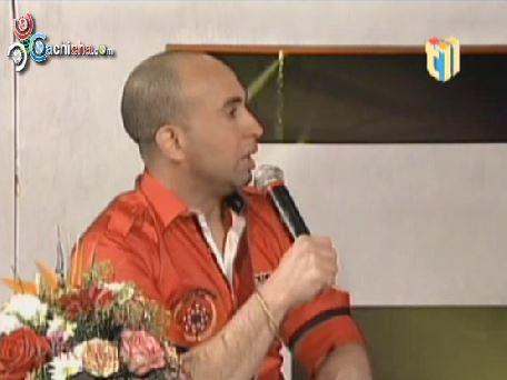Entrevista A Irving Alberti En Arriba Con Nikauly @irvinalberti