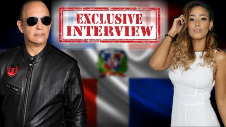Quique Antún Habla Sobre Sus Propuestas Presidenciales Para RD Con Nelfa Núñez En Cachicha Tv