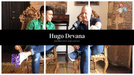 Entrevista Exclusiva Al Productor Hugo Devana Con Steven Escorche
