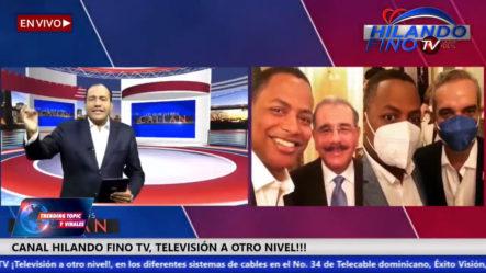 Salvador Holguín Llama Lacras A Comunicadores Que Atacaban A Luis Abinader Y Ahora Están Desfilando Por El Palacio