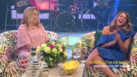 Programa Especial De Las Madres Con Jatnna Tavárez Y Pamela Sued