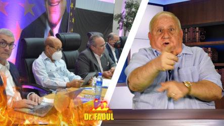 El Dr. Fadul Dice: ¿Por Qué La Fiscalía No Mete Preso A Los Del Comité Político Del PLD?