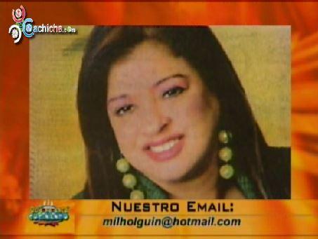 Milagros Holguin Comenta Sobre El Fallecimiento De Minerva Santiler