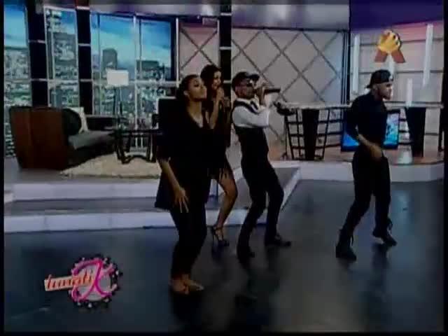 """Fausto Mata Y Evelina Rodríguez Cantando Juntos En """"LunatiK"""" #Video"""