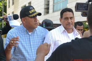 El ex general retirado Francisco Antonio Hiraldo Guerrero acusado de narcotráfico