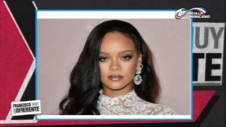 Rihanna Se Convierte En La Cantante Mas Rica Del Mundo
