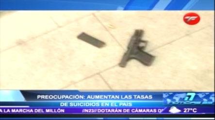 Causa Preocupación El Aumento De Suicidios Registrados En El País