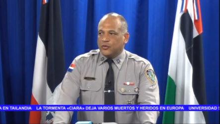 Vocero De La PN Ofrece Detalles Sobre Joven Herida Frente A UNICARIBE