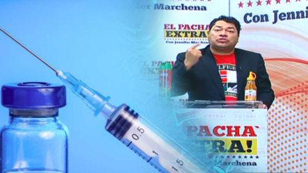 El Pachá Dice Que El Gobierno Tiene Un Monopolio Con Las Vacunas Contra El COVID-19
