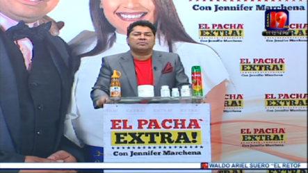 El Senador Iván Lorenzo Está Posicionado Con Milagros Germán La Diva Es Una Mujer íntegra