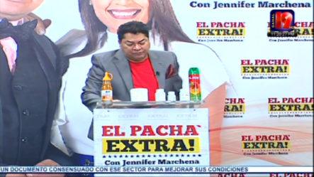 """El Pacha: """"El Administrador De La Lotería Es Inocente él Fue Que Denuncio La Mafia"""""""