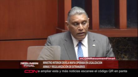 Chu Vásquez Revela La Mafia Que Controlan Las Armas De Fuego ¡Y De Qué Manera!