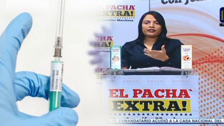 El Pachá Favorece El Aporte Del Gobierno Con Las Vacunas