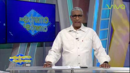 La Fuerte Opinión De Johnny Vásquez Sobre La Reelección Del Presidente Luis Abinader