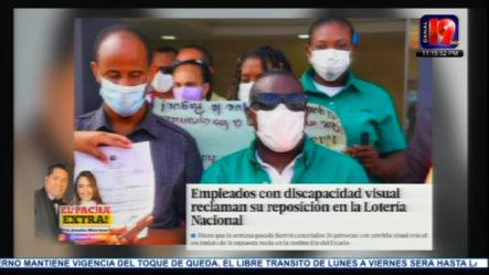 El Pacha Pide Renuncia Del Director De La Lotería