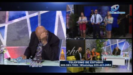 """""""Cuando Una Persona Que Amas Te Deja"""" Televidentes Se Desahogan En Pleno Programa   Buena Noche"""