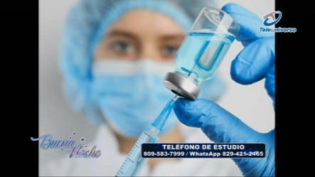 Buena Noche Se Une A La Jornada De Vacunación Y Motiva Al Pueblo Dominicano | Buena Noche