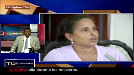 Las Palabras De La Madre De Emely Peguero Tras Saber Posible Libertad De Marlin Martínez