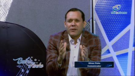 Oliver Peña Habla De Sus Momentos Más Difíciles En Los Medios De Comunicación  Buena Noche