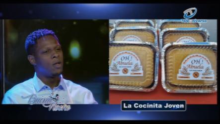 Cocinita Joven Trae Una Propuesta Diferente Con Tortas Orgánicas Que ¡No Engordan!  Buena Noche